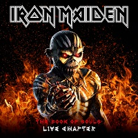Iron Maiden The Book Of Souls Live Chapter